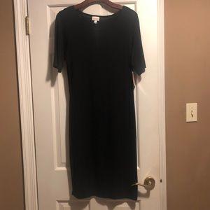 Lularoe Julia dress - Black